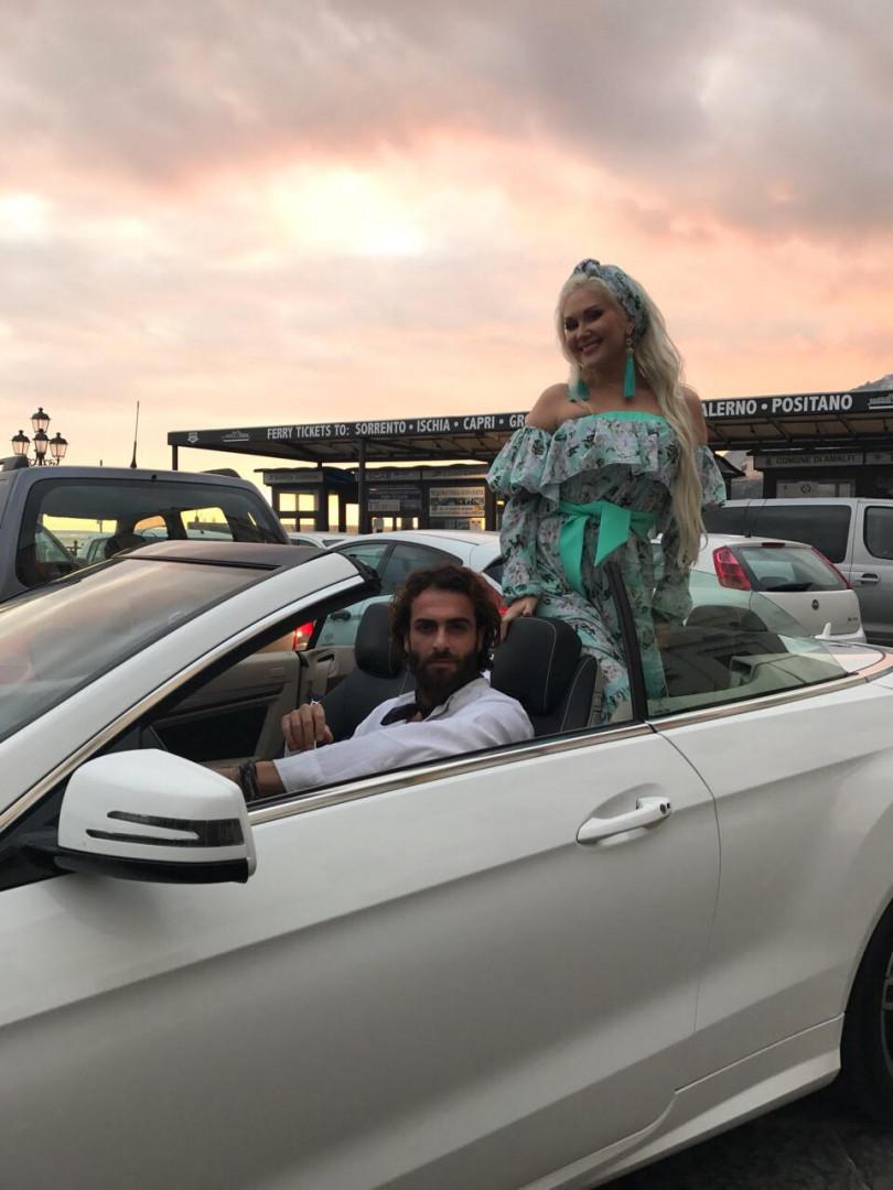 Катя Бужинская о новом клипе со страстным итальянцем: