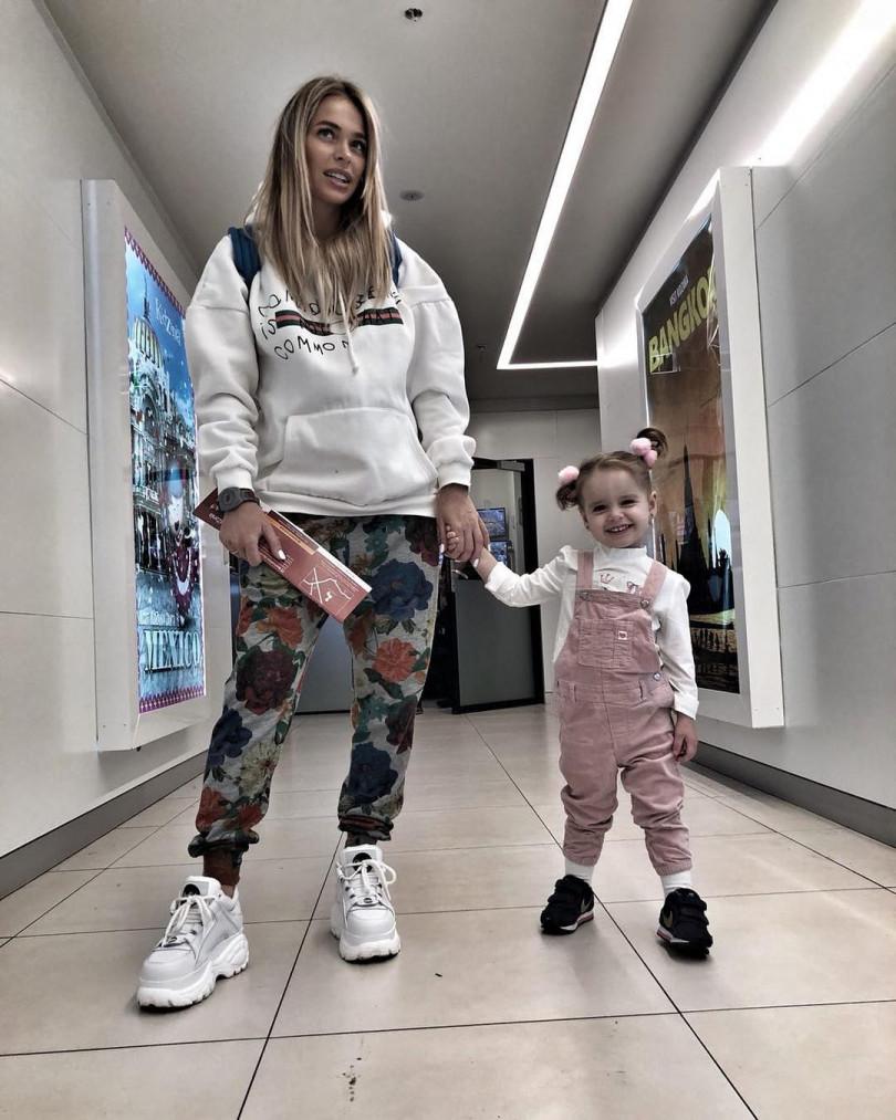 Анна Хилькевич беременна фото