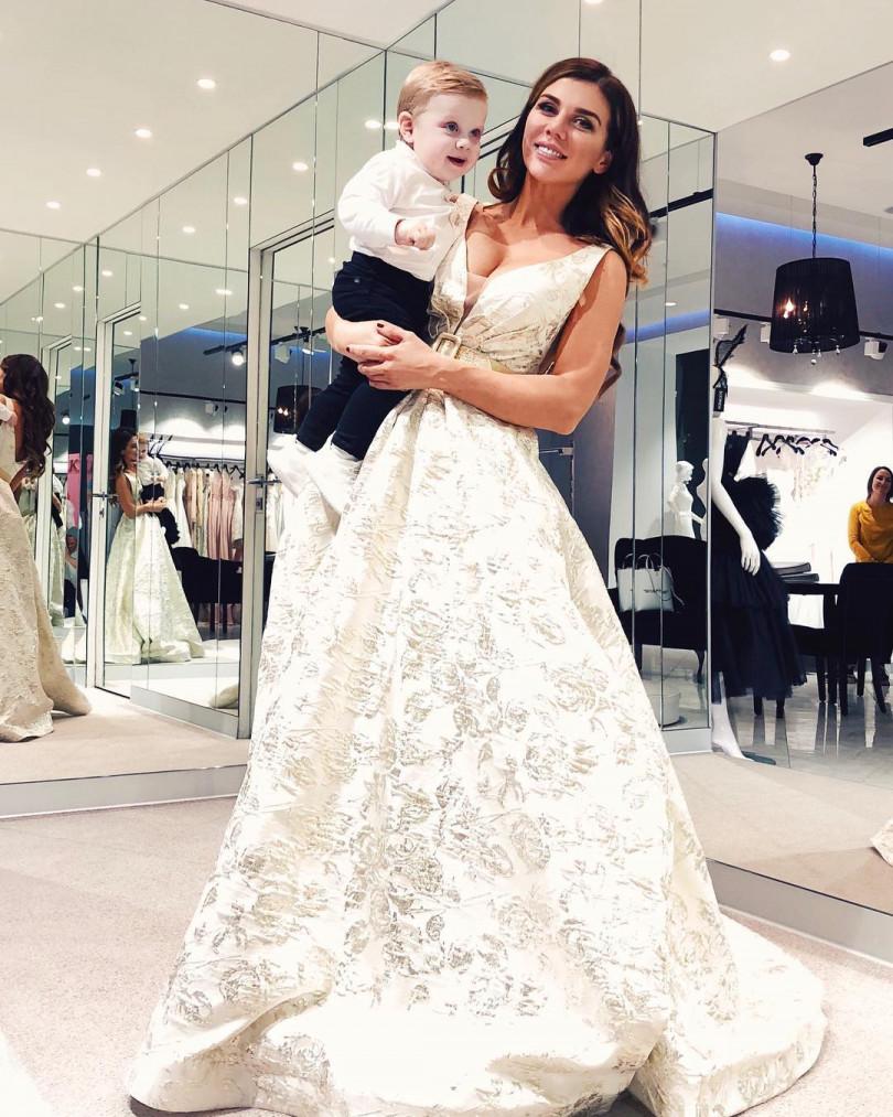 Анна Седокова спровоцировала слухи о собственной свадьбе