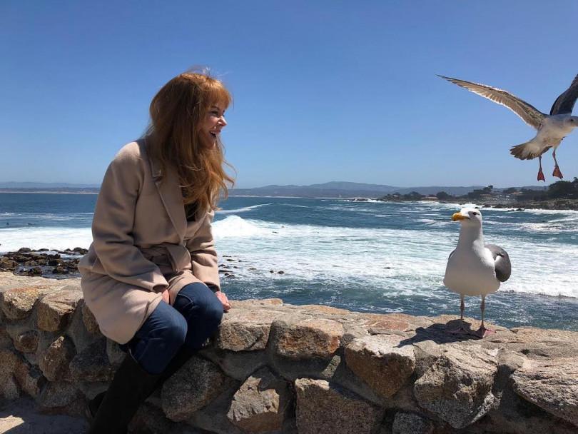 Николь Кидман призналась, что дочери еестыдятся
