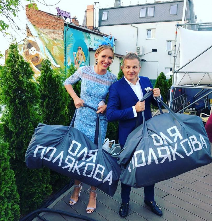 Катя Осадчая вышла всвет смаленьким сыном