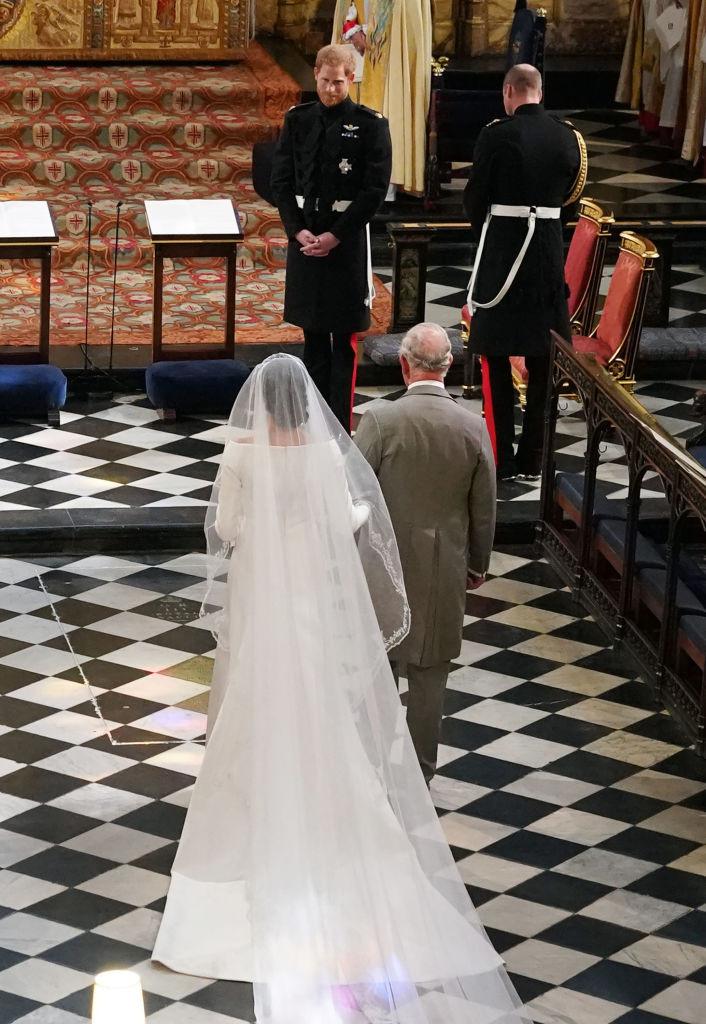 Меган Маркл и принц Чарльз