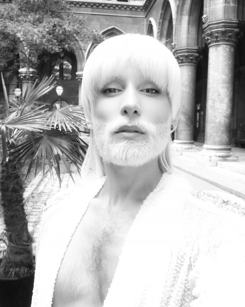 Кончита Вурст стала блондинкой фото