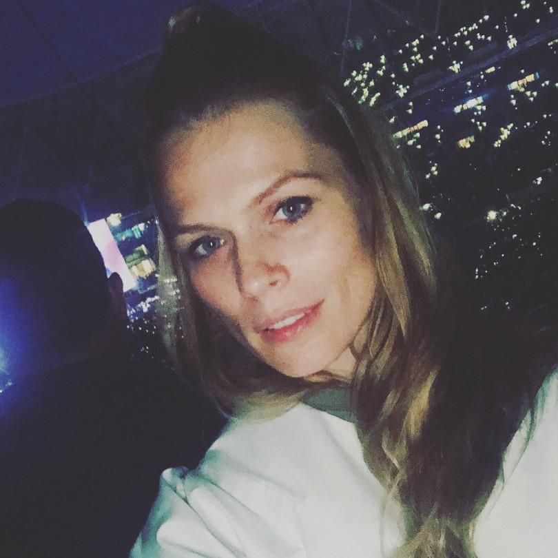 Ольга Фреймут сильно похудела