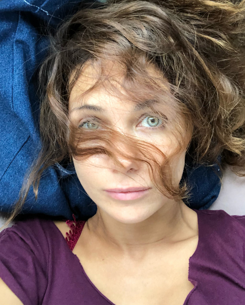 недостатки выделю екатерина климова опубликовала фото без макияжа день поездки
