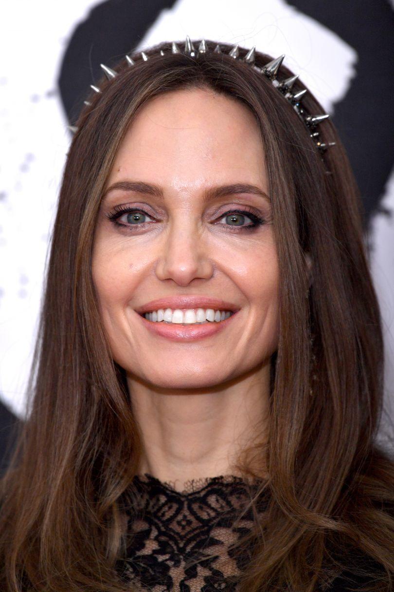 Angelina Jolie close up