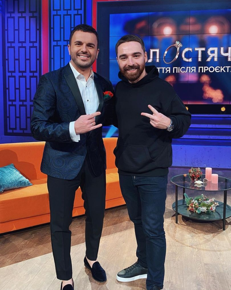 Алексей Тригубенко и Григорий Решетник