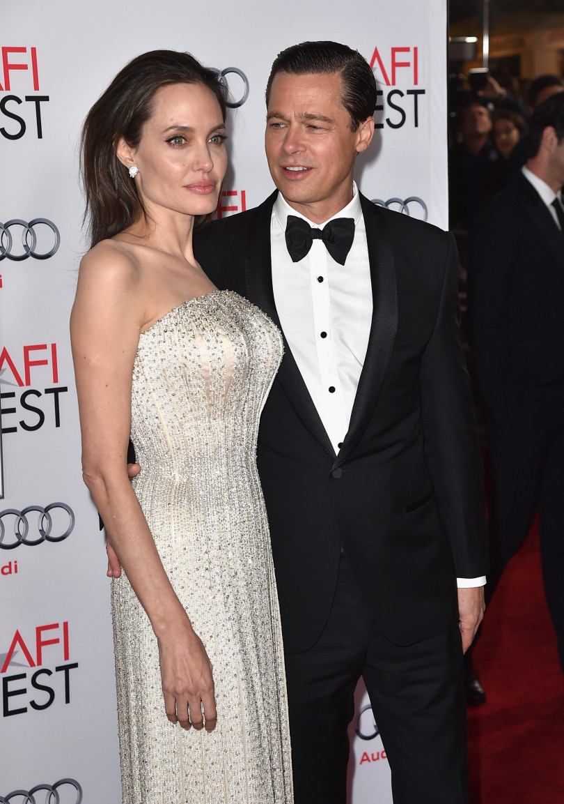 Анджелина Джоли намерена вернуть Брэда Питта - СМИ