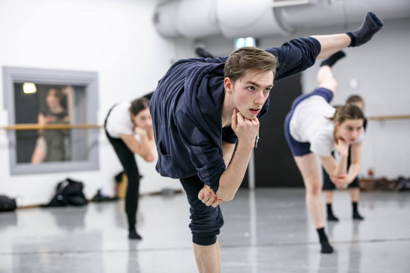 Нидерландский театр танцев