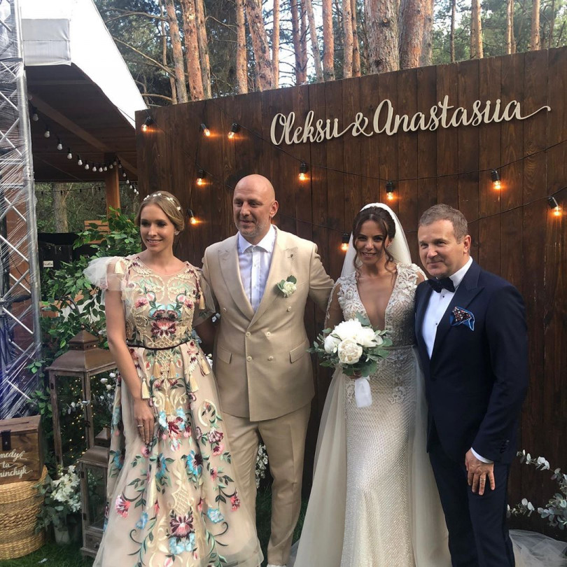 Свадьба Потапа и Каменских