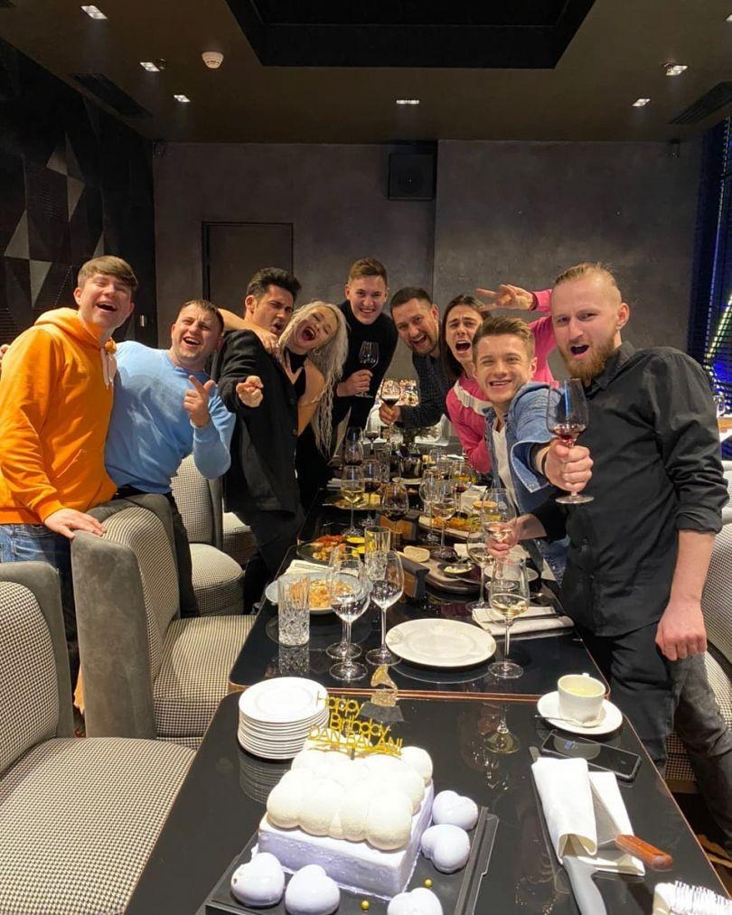 Украинская пресса раскрыла, кто является возлюбленной Дана Балана