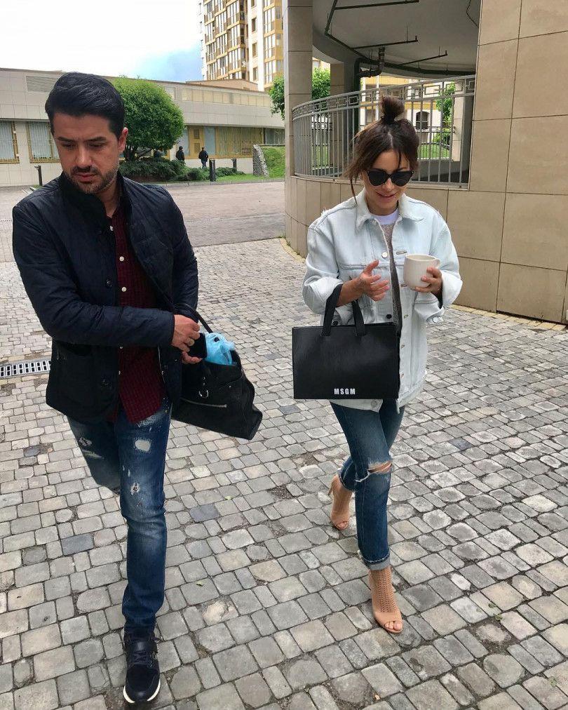 Ани Лорак и Мурат Налчаджиоглу