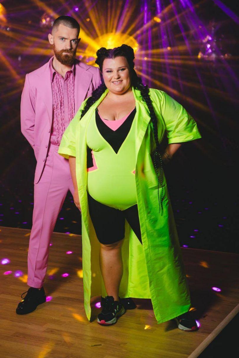 Танці з зірками 2020: alyona alyona и Юрий Гурич